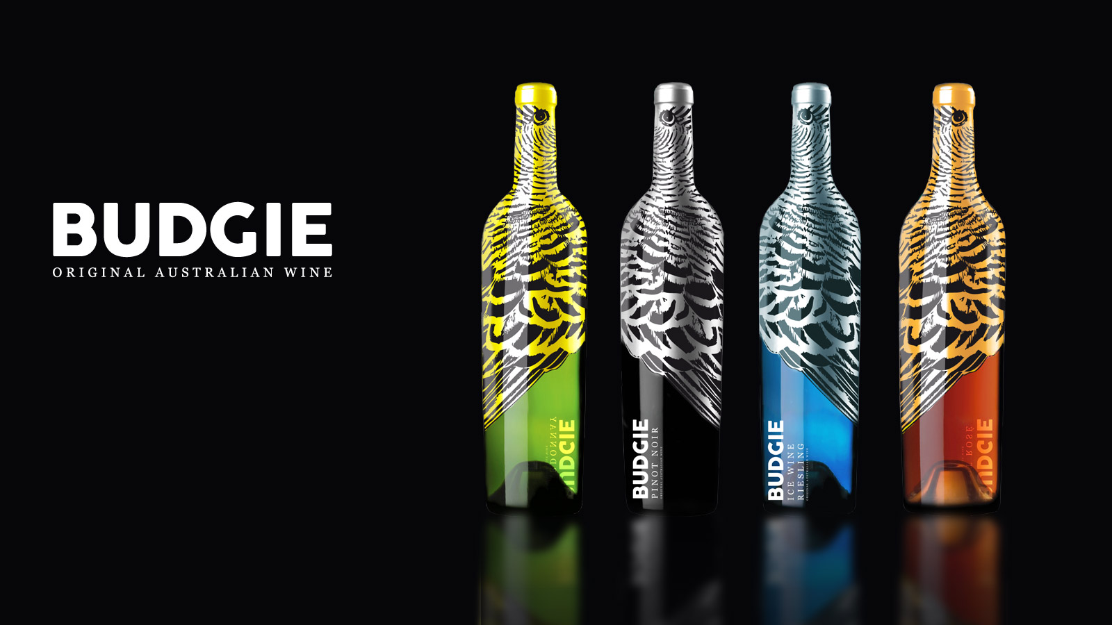 Corporate Design Wine